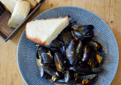 Brighton Restaurants - Moules