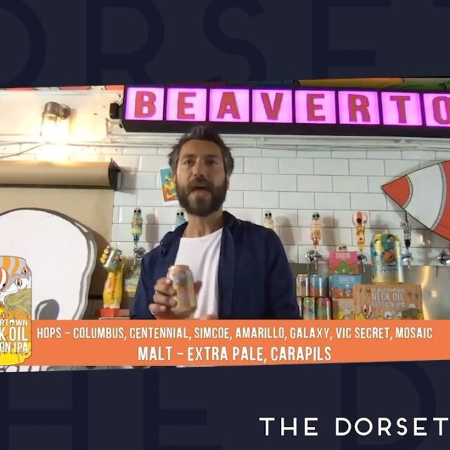 Have you tried 'neck oil' yet? ⁠⠀ ⁠⠀ Here's @mr_beaver himself, CEO of @beavertownbeer explaining exactly what makes it so amazing!⁠⠀ ⁠⠀ We've got a whole host of craft ales and ciders... Make sure you swing by and try one next time you're in North Laine... ⁠⠀