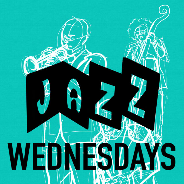 How about some free live jazz for your Wednesday evening? Swing by and grab a drink - and soak up the vibes!