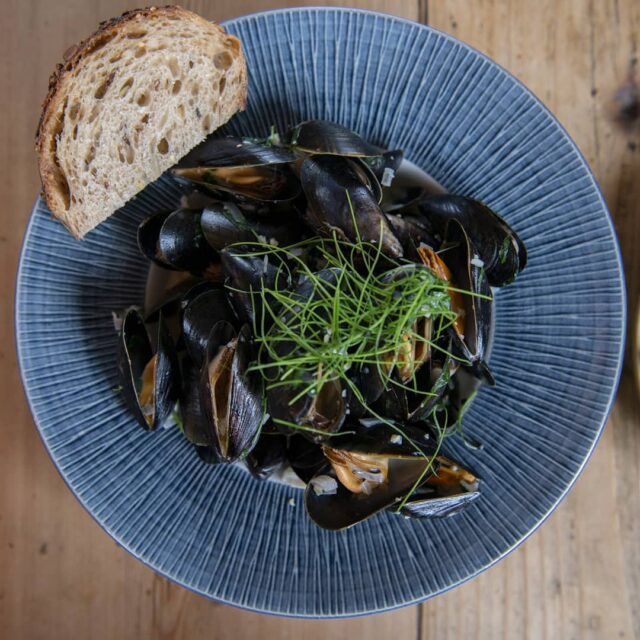 Did you know... Mussels are one of the most well-rounded foods to include in your diet, high in zinc, iron and other minerals, vitamins A and B12. A fantastic source of protein, low in calories and low in fat!  Pop in and grab yourself a bowl?
